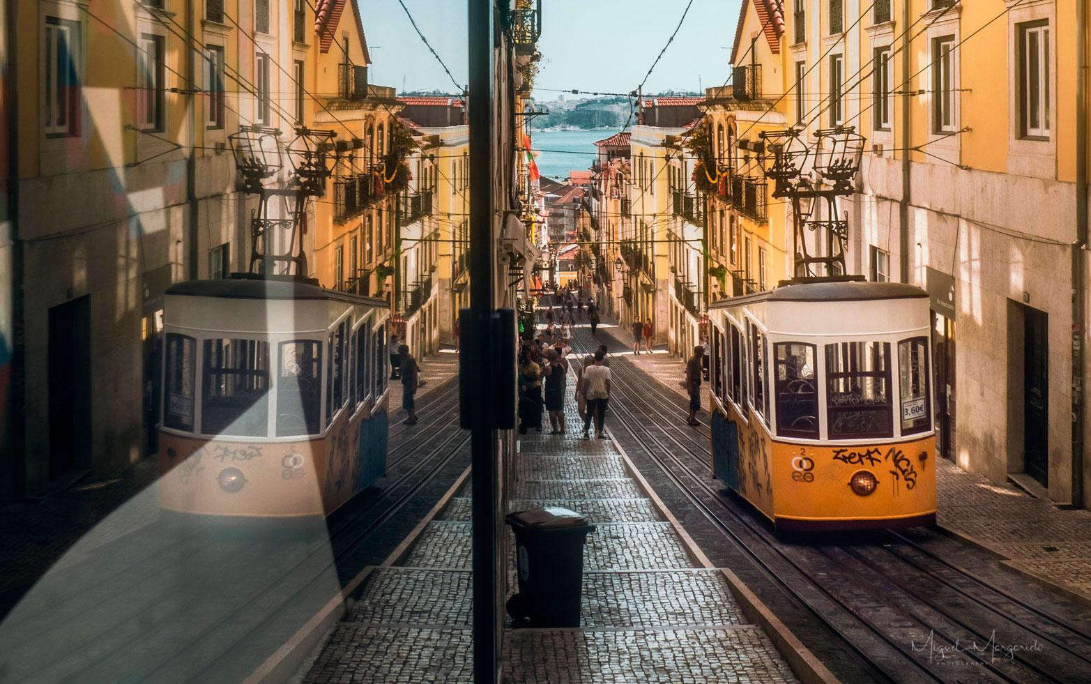 Trens em Lisboa